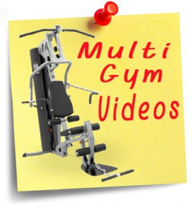 Multi gym Workout